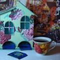 И снова домики, или Мое «чайное» творчество