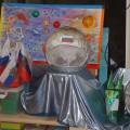 «Стартуют в космос корабли». Тематическое занятие, посвященное 55-ой годовщине полета человека в космос (средняя группа)
