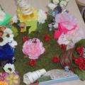 Макет «Цветочный город» (по произведению Н. Н. Носова «Незнайка и его друзья» ). Совместная деятельность воспитателя и детей.