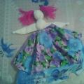 Мастер-класс по изготовлению тряпичной куклы