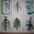 Конспект занятия по рисованию во второй младшей группе «Нарядная ёлочка»