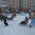«Неделя зимних игр и забав» для всех возрастных групп