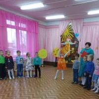Фотоотчёт о празднике «Золотая осень»