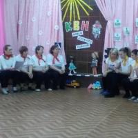 Развлечение в форме КВН по правилам дорожного движения для детей старшей группы совместно с родителями и воспитателями
