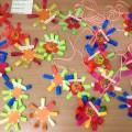 Мастер-класс по ручному труду «Изготовление медалей для мам или девочек в подарок к празднику 8 Марта»