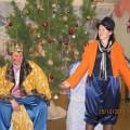 Сценарий новогоднего утренника «В гостях у сказки и царя»