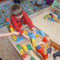 Консультация для родителей «Игры со строительным материалом в детском саду»