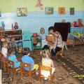 Конспект интегрированного занятия для детей младшего возраста «В гостях у сказки»