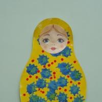 Фотоотчёт о работе кружка «Нетрадиционные техники рисования с детьми 2–3 лет» Цикл занятий «Декоративное рисование»