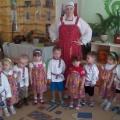Конспект по развитию речи с использованием фольклорных произведений в первой младшей группе «К Ване в гости мы пришли»
