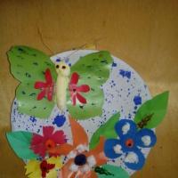Мастер-класс по изготовлению панно из бумаги «Лето»