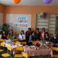 Сценарий праздника 8 марта «Модный приговор в семейном кафе»