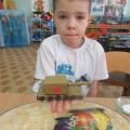 Мастер-класс для старших дошкольников. Изготовление «Танка» из бросового материала (спичечных коробков)