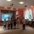 Фотоотчёт о проведении развлечения в детском саду «День семьи, любви и верности»