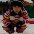 Как отучить ребёнка есть снег?