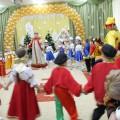 Фольклорный праздник в детском саду «Рождественские святки» (фотоотчет)