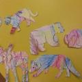 Мастер-класс «Разноцветные животные»