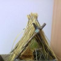 Фотоотчет о выставке творческих работ из природного материала «Осенние фантазии»