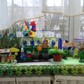 «Зеленый мир на окне». Фотоотчет по оформлению огорода на окне