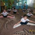 Из опыта работы «Акробатика в детском саду»