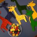 Дидактическая игра «Помоги жирафу»