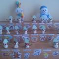 Конспект ОД по художественно-эстетическому развитию (лепка) «Друзья для снеговичка» во второй младшей группе