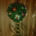 Топиарий «Букет тюльпанов»