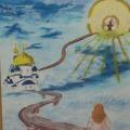 Творческий конкурс «Глазами детей»