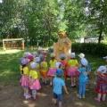 Фотоотчёт о празднике «До свидания, лето!»