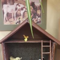 Мастер-класс по изготовлению макетов «Домашние животные», «Дикие животные нашего леса»