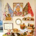 Проект создания мини-музея «Золотая хохлома» (логопедическая группа)