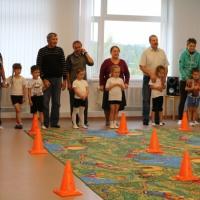 Спортивные соревнования для детей старшей группы к Дню пожилого человека «Движение— это жизнь»