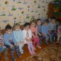 Фотоотчет итогового занятия по лепке «Угощение для куклы Кати»
