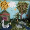 Совместное творчество детей и родителей «Весна-красна!»