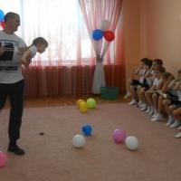 Фотоотчет о проведении спортивного праздника «Есть такая профессия— Родину защищать»