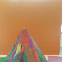 Мастер-класс по созданию макета «Вулкан»