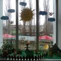 Наш огород на окне