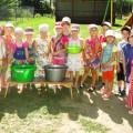 Фотоотчёт развлечения в летний период «Большая стирка» (старшая группа)