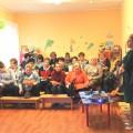 Фотоотчёт о районном семинаре «Интеграция образовательных областей порседством познавательно-исследовательской деятельности»