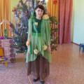 Мастер-класс по изготовлению костюма кикиморы
