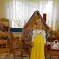 Фотоотчёт «Драматизация русской народной сказки «Теремок» с детьми средней группы»