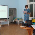 Фотоотчет к мастер-классу для педагогов по ознакомлению дошкольников с народной игрушкой.