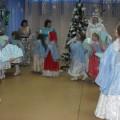 Новый год в подготовительной группе «Васильки»