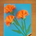Мастер-класс по изготовлению поздравительной открытки к празднику День Победы