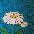 Мастер класс по изготовлению аппликации в технике мозаики «Ромашка— символ семьи любви и верности»