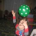 Развлечение с детьми младшей группы «Шарики воздушные, ветерку послушные»