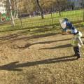 «Знакомство со светом и тенью». Совместная деятельность: игры с детьми средней группы на прогулке