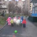 Статья «Подвижная игра в младшей группе на прогулке»