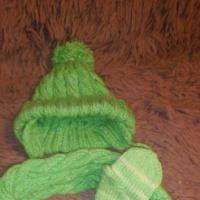 Мое хобби— вязание