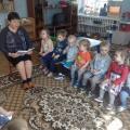 Участие в областной акции «День чтения» (фотоотчёт)